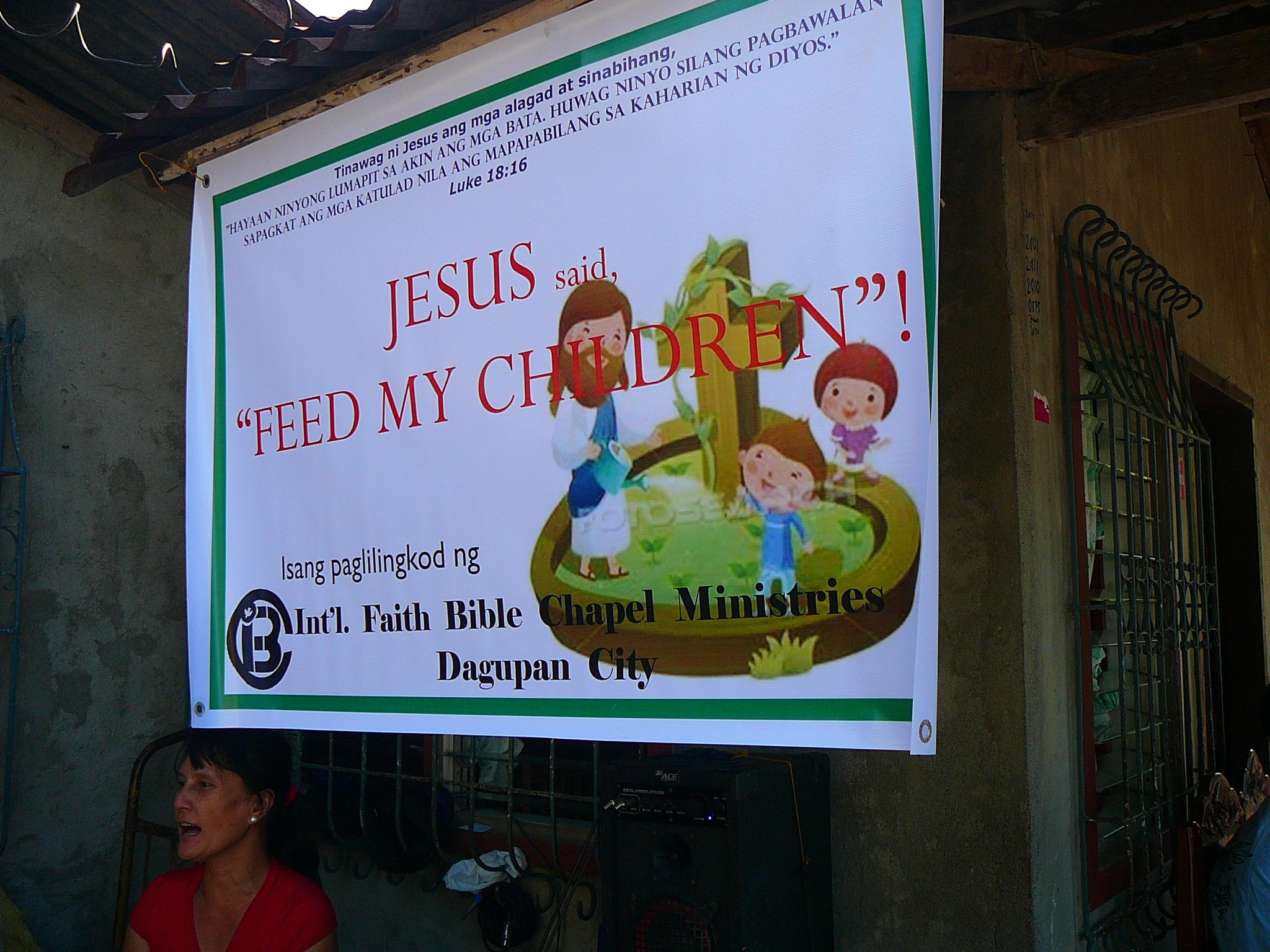 Of such is the kingdom of god childrens ministry in philippines feeding programs are popular ways to share the gospel of christ with children in remote areas fandeluxe Image collections