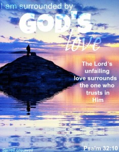 God is LOVE; and he that dwelleth in love dwelleth in God, and God in him.