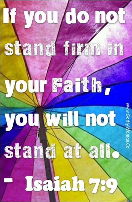 YOU GOTTA HAVE FAITH!