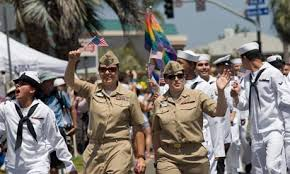 U.S. MILITARY IN FULL UNIFORM- San Diego, CA