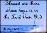 PLACE YOUR FAITH IN GOD!