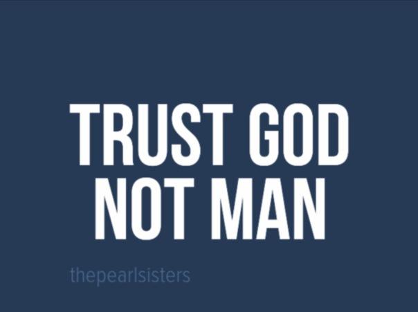 Trust God 2